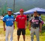 石井毅さん(左)、樋口一紀さん(右)